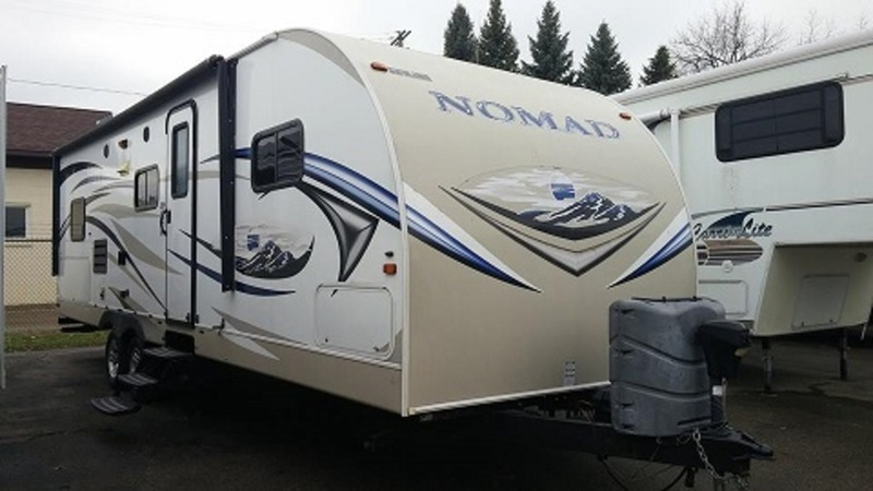 2013 Skyline Nomad 285