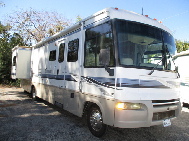 2003 Itasca Sunrise 34D