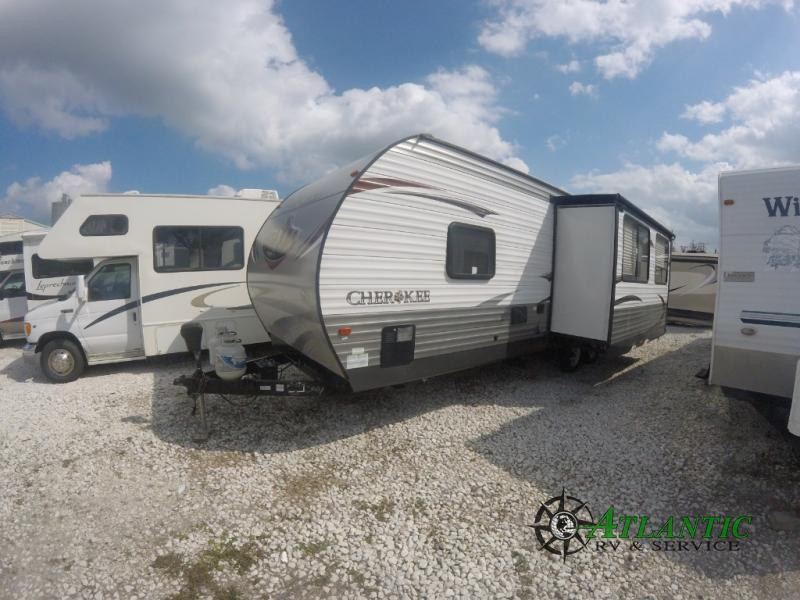 2014 Forest River Rv Cherokee 264L