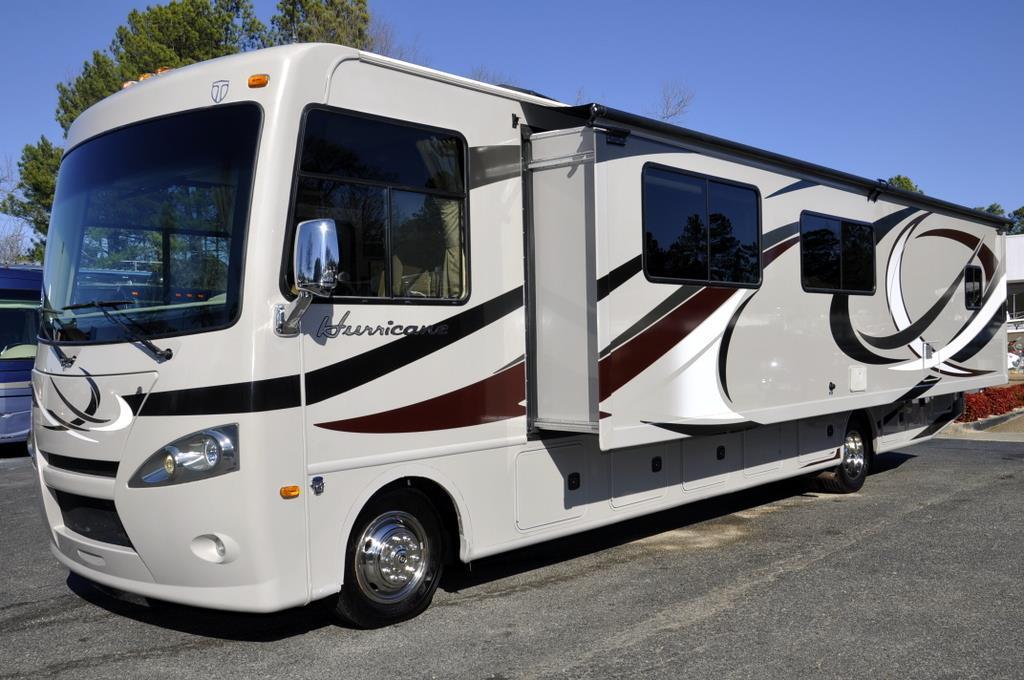 2014 Thor Motor Coach Hurricane 34F