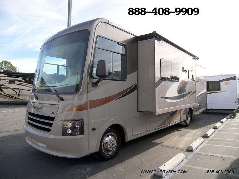 2017 Coachmen Pursuit 33BH Class A motohome