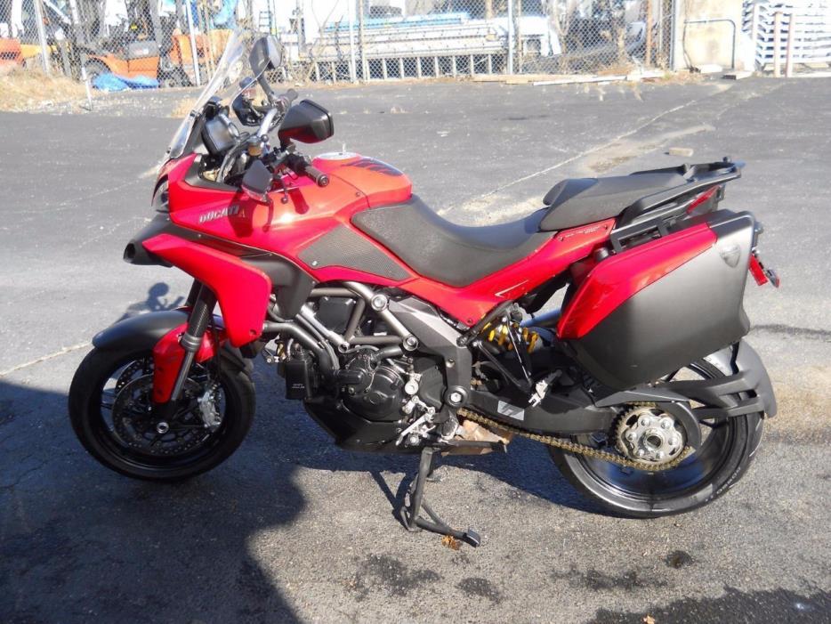 2013 Ducati MULTISTRADA 1200 S T
