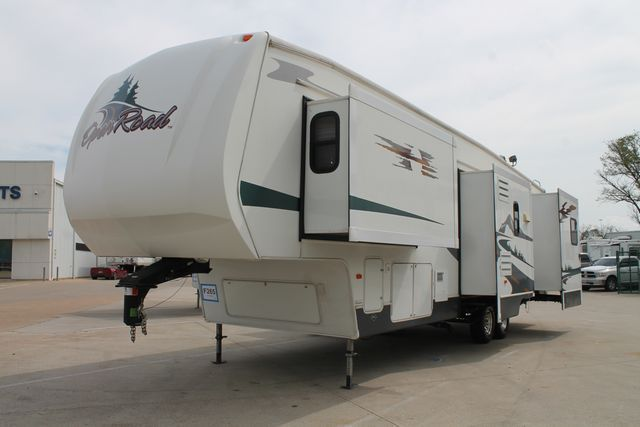 2007 Pilgrim International Openroad 358RL4S
