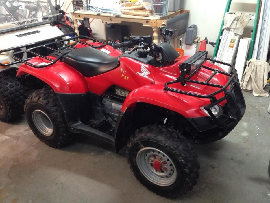 Honda fourtrax recon motorcycles for sale in north carolina for Honda dealership durham nc