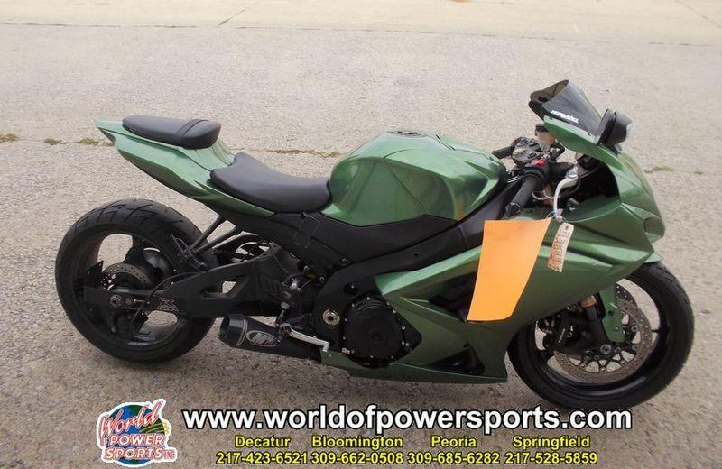 2008 Suzuki GSX-R1000K8 GSXR 1000