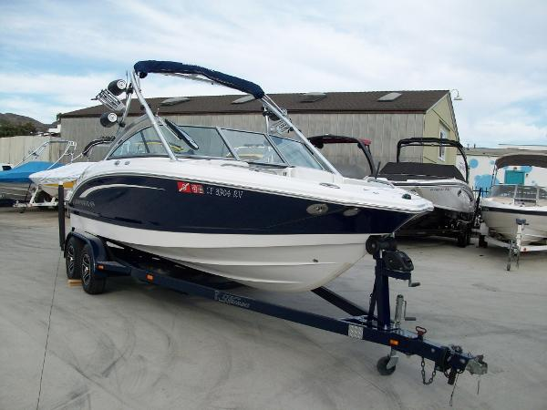 2013 Chaparral 216 SSi Wide Tech