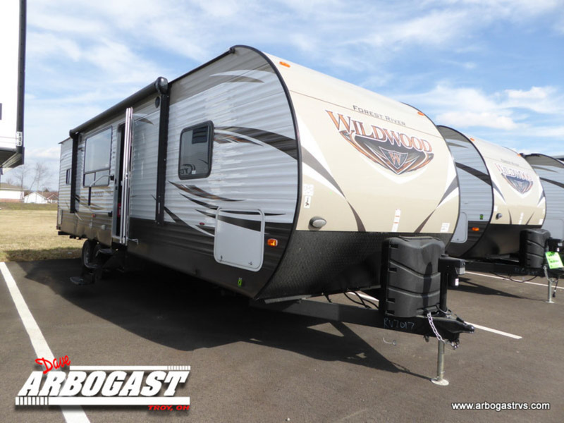 2017 Forest River Wildwood T27RKSS-NW