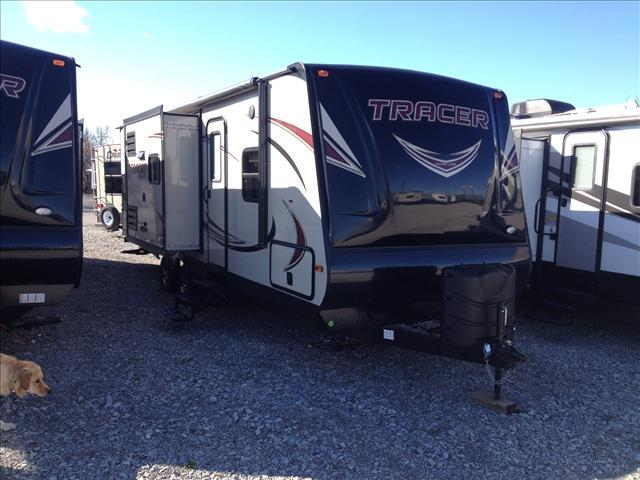 2016 Tracer By Prime Time Manufacturing Tracer Executive Series Travel Trailer 2727BHD