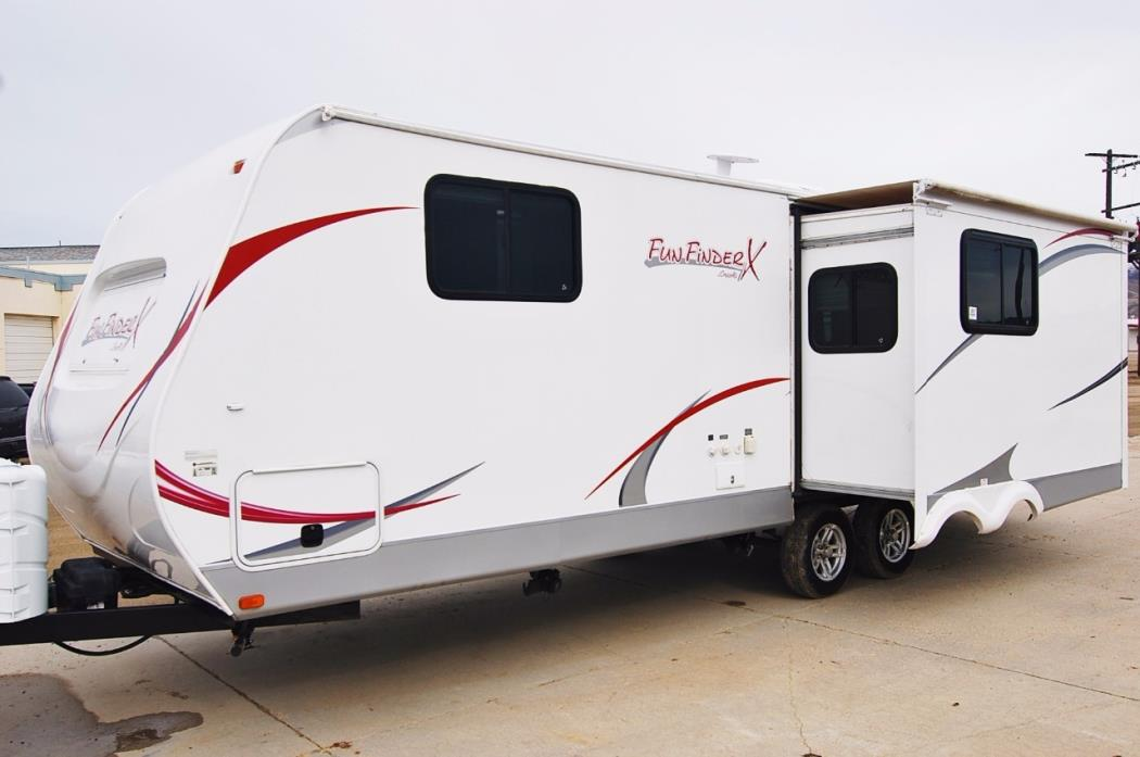 2013 Cruiser Rv Corp FUN FINDER 264RLS