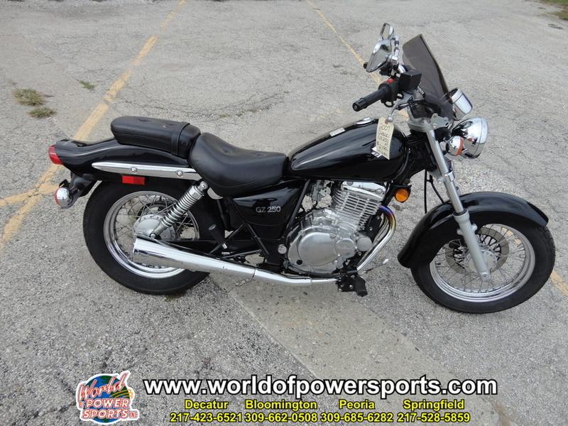 Clutch Lever 2007 Suzuki GZ250 Street Motorcycle