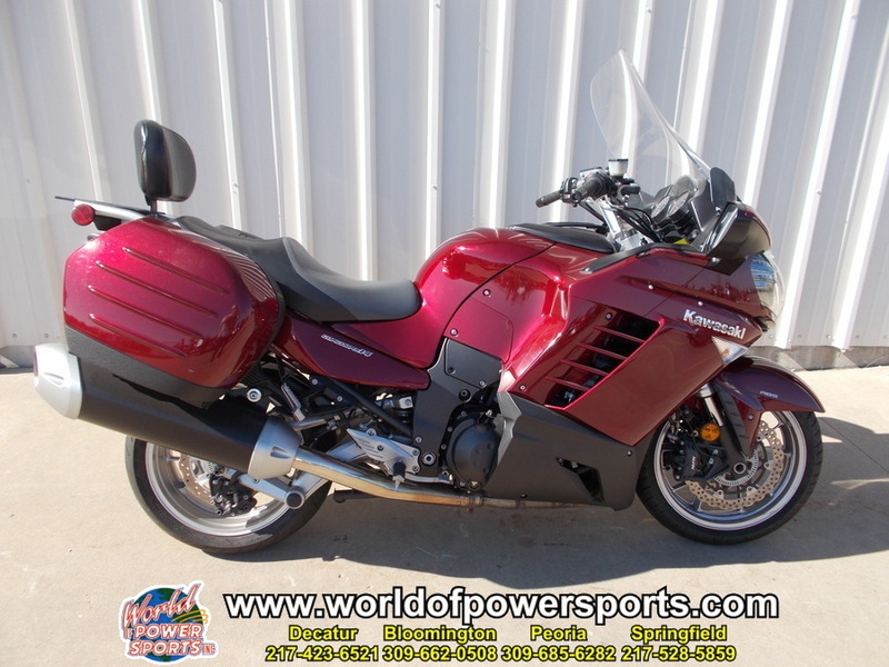 Kawasaki Zg1400 Concours 1400 motorcycles for sale