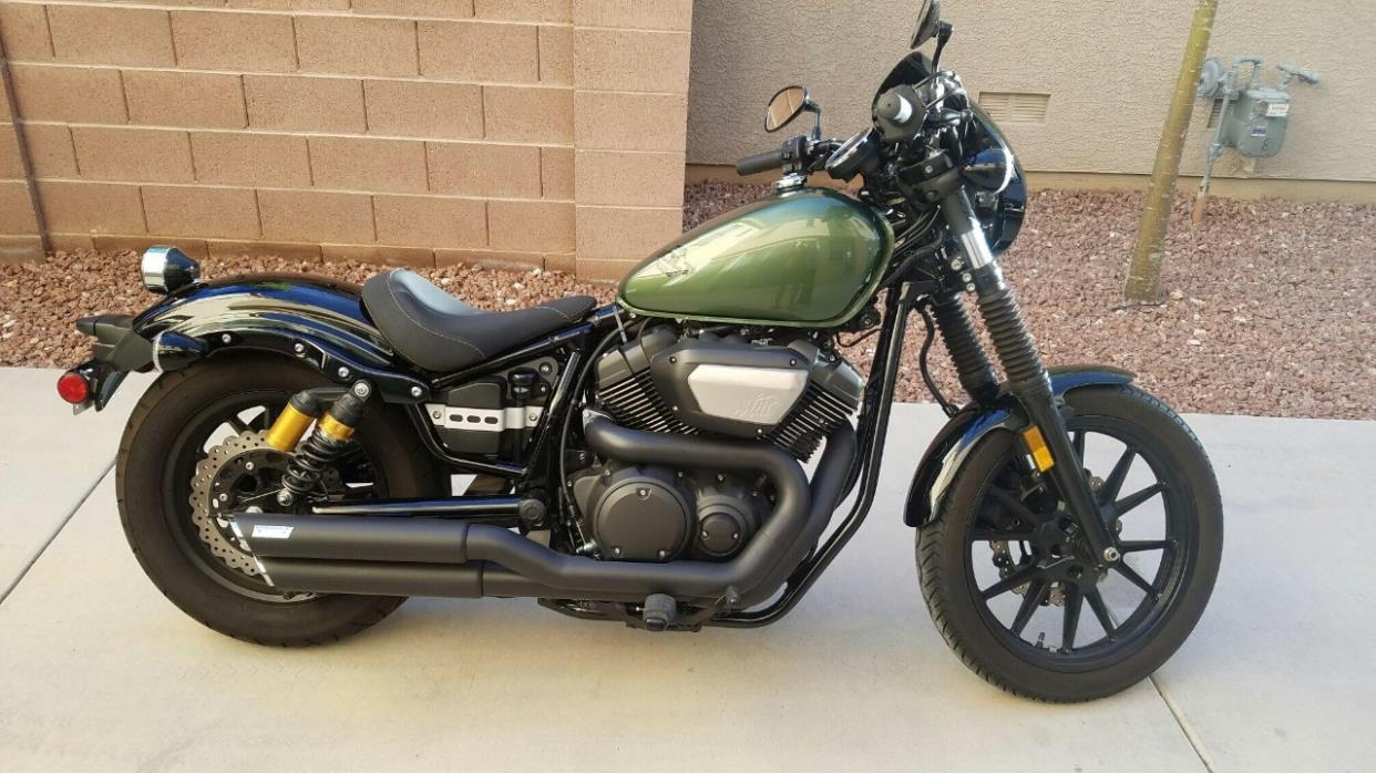 Yamaha bolt motorcycles for sale in nevada for Yamaha bolt used for sale