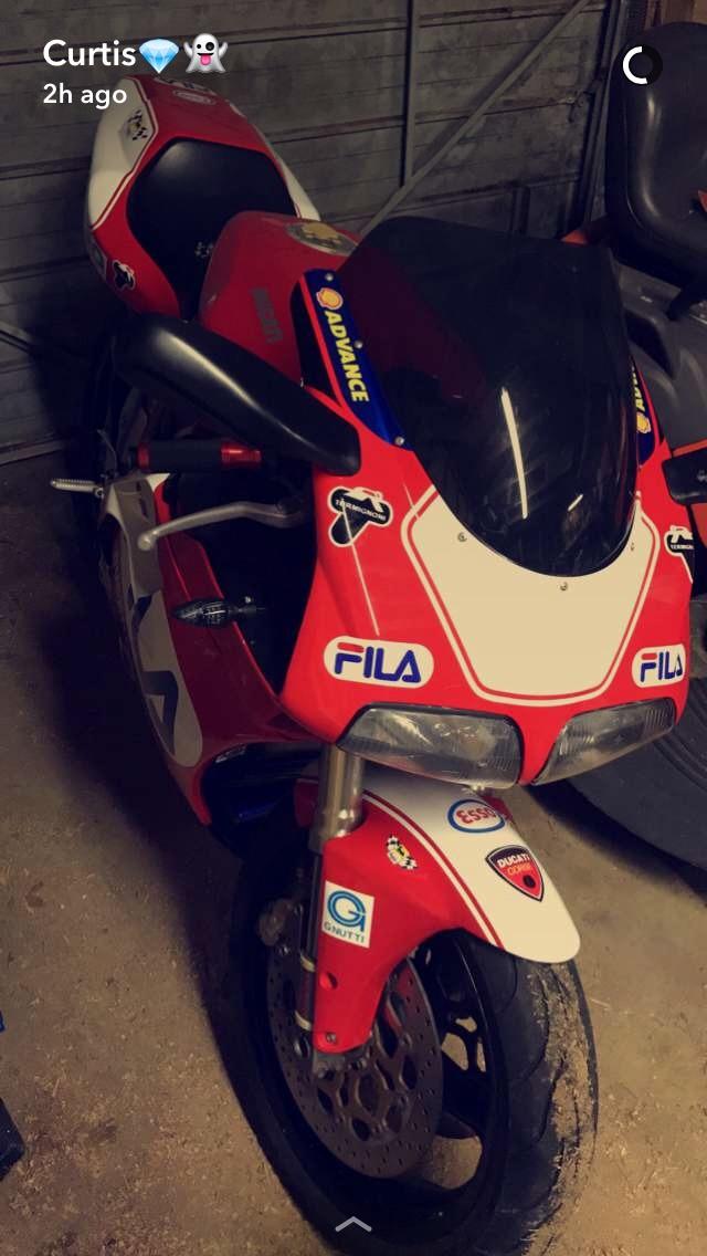 1999 Ducati SUPERBIKE 996