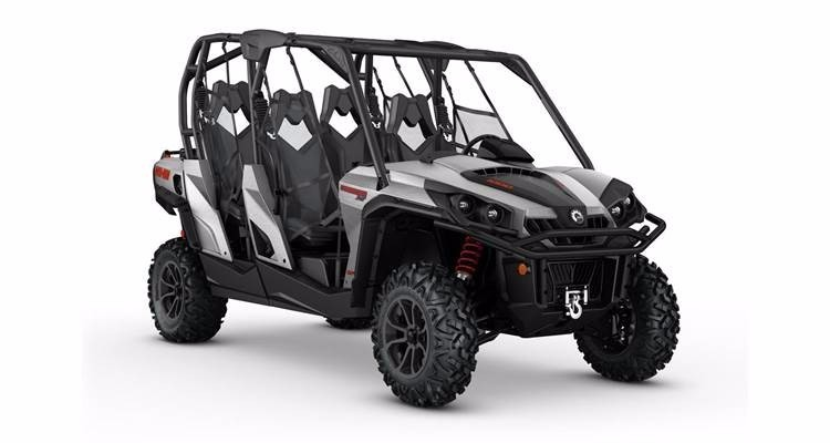 2017 Can-Am Commander MAX XT 1000