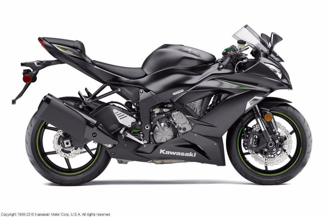 Kawasaki Ninja For Sale North Carolina