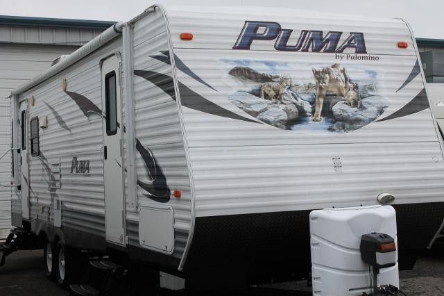 2013 Palomino Puma 26RLSS