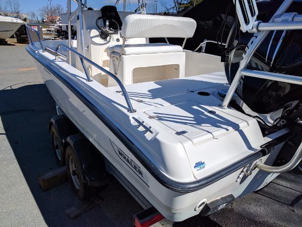 2008 Boston Whaler 20 Dauntlass