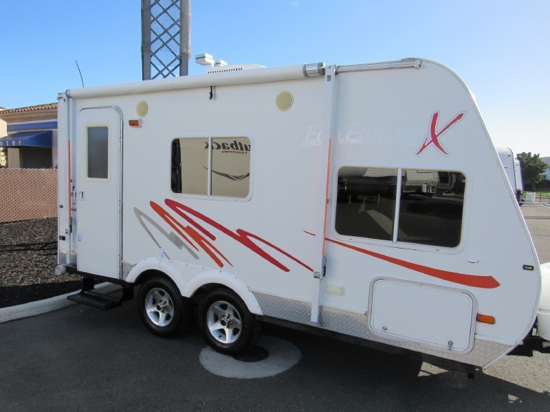 2007 Cruiser Rv Fun Finder 189FBR