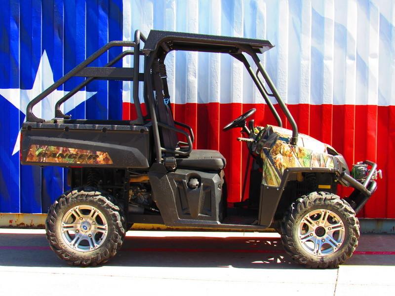 2013 Polaris Ranger 800 EFI Polaris Pursuit Camo