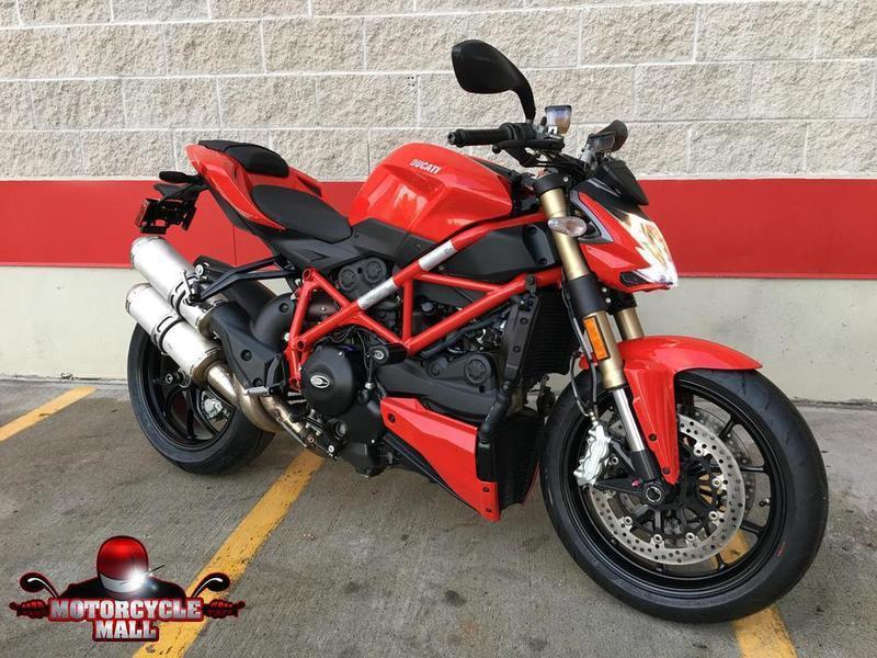 2014 Ducati StreetFighter 848