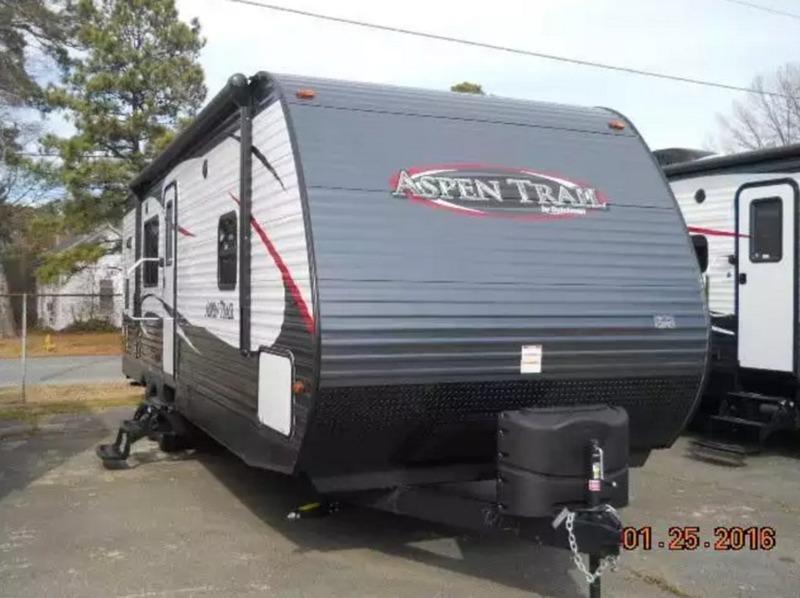 2016 Dutchmen Aspen Trail 2720RKS