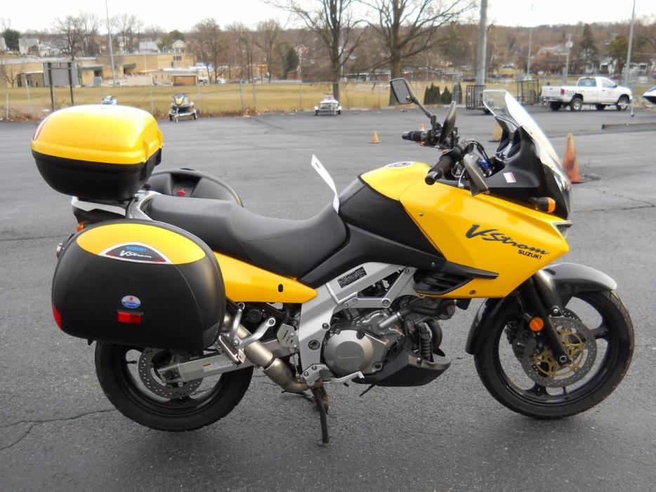 suzuki dl1000 motorcycles for sale in maryland. Black Bedroom Furniture Sets. Home Design Ideas