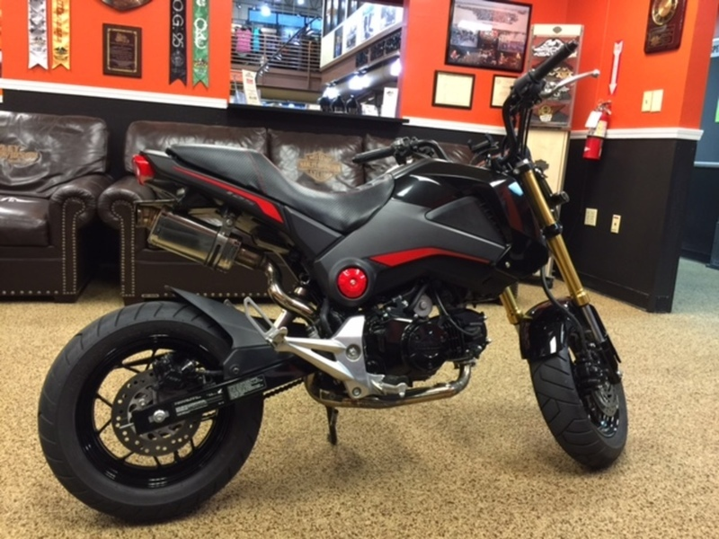 Honda Grom motorcycles for sale in Garland Texas