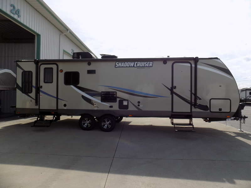 2017 Cruiser Rv Shadow Cruiser SC 263 RLS