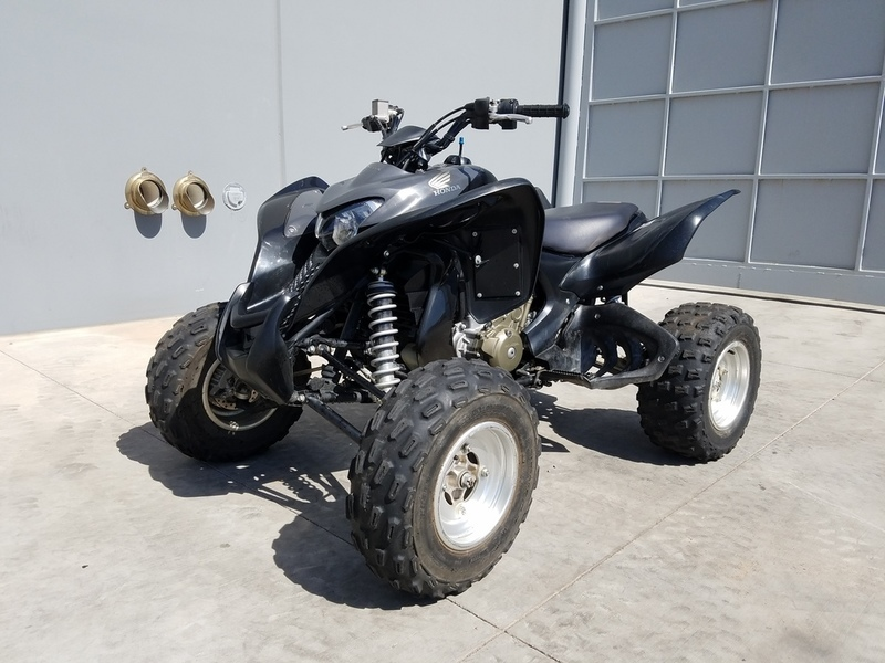 Honda Trx 700xx motorcycles for sale