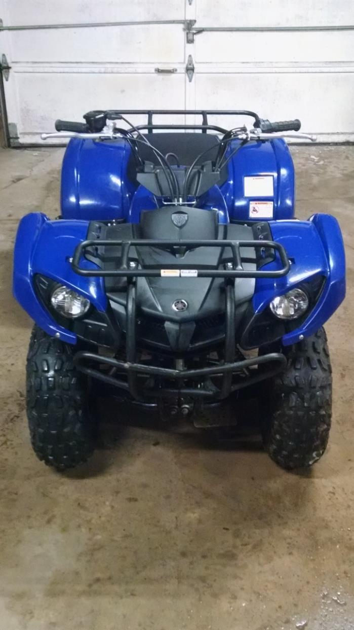 Yamaha grizzly 125 motorcycles for sale in waymart for Yamaha grizzly for sale craigslist