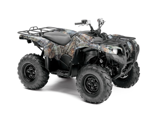 2012 Yamaha Grizzly 700 Hunter FI Auto 4 4 EPS