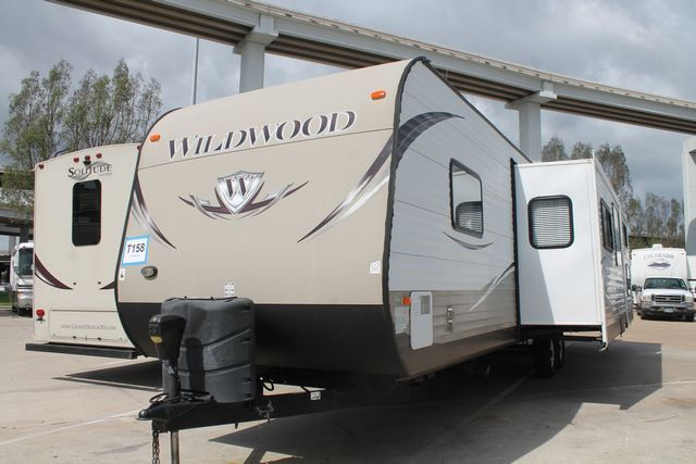 2013 Forest River Wildwood 31BKIS