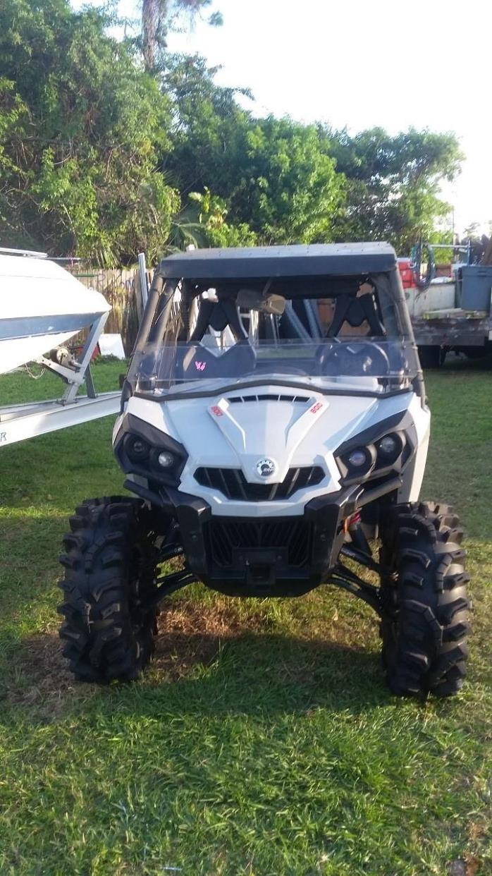 Can Am Commander 800r motorcycles for sale in Florida