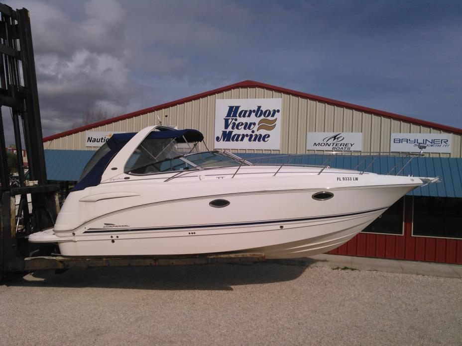 2002 Chaparral Signature 280