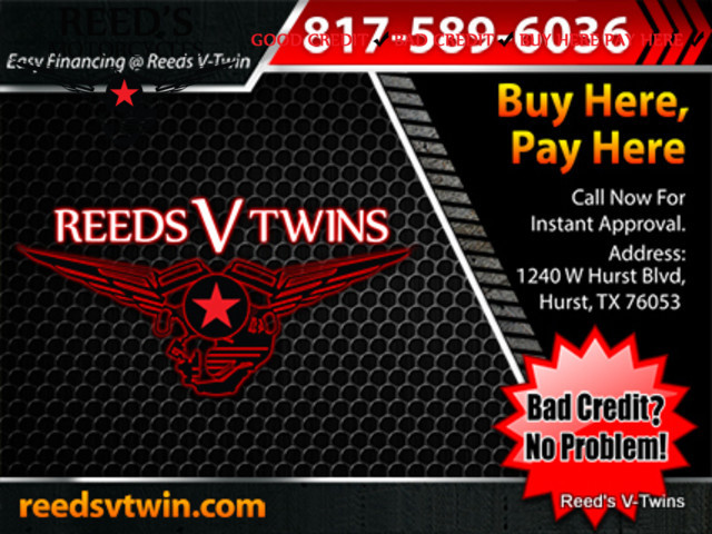 Yamaha/state Texas Motorcycles for sale Bad Credit No Problem