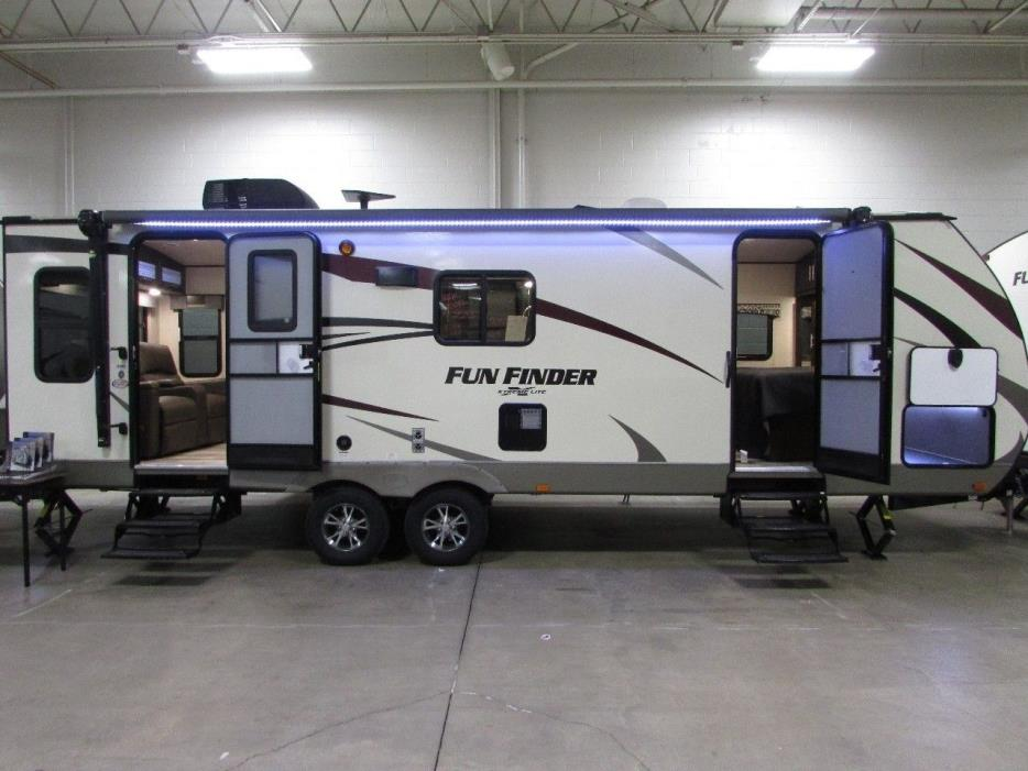 2017 Cruiser Rv Corp Fun Finder Extreme Lite 25RS