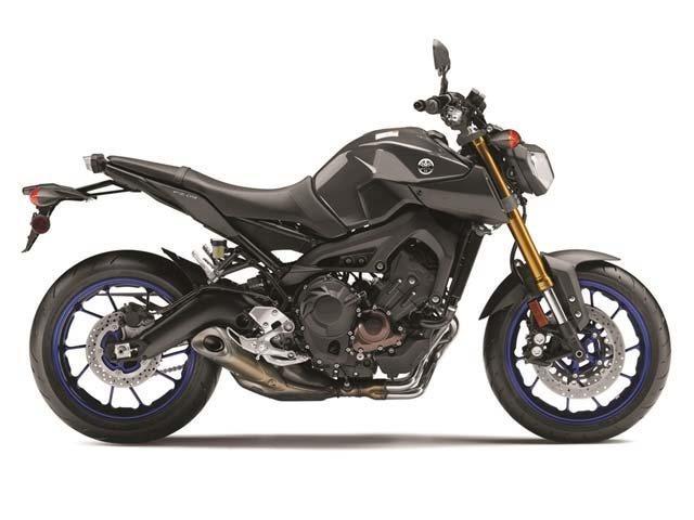 2014 Yamaha FZ-09