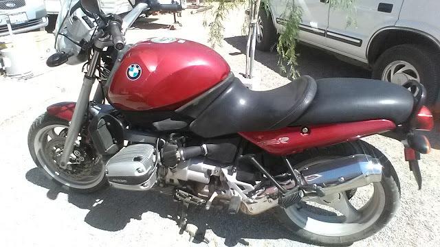 1996 BMW R 850R