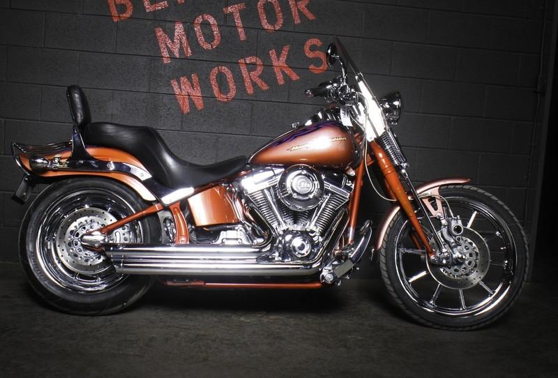 2007 Harley-Davidson SOFTAIL SPRINGER CVO FXSTSSE