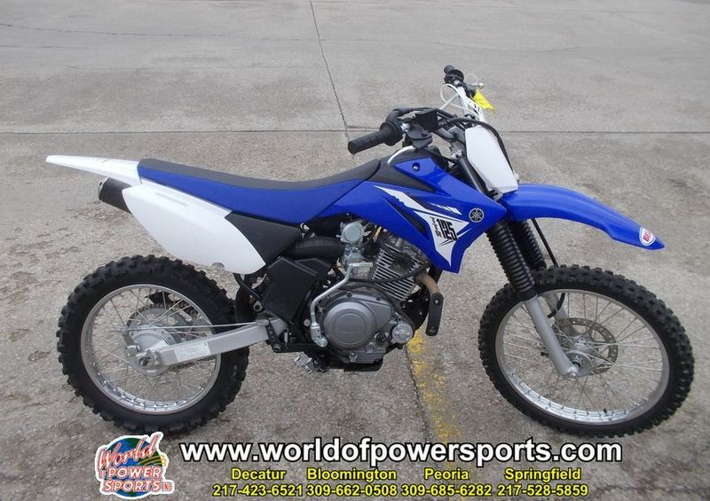 Yamaha Ttr125 Lee Ttr 125 Le Motorcycles for sale