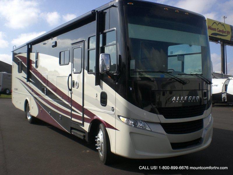 2017 Tiffin Motorhomes Allegro 36LA