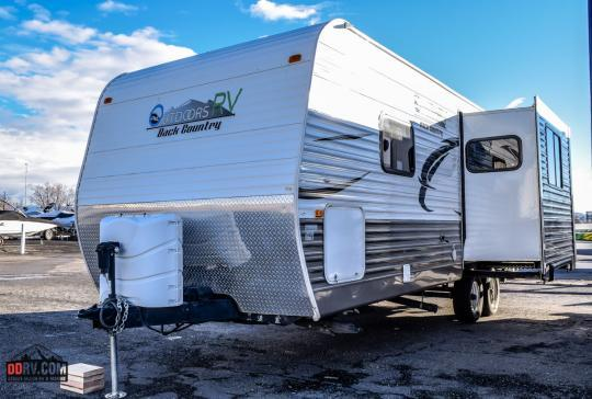 2012 Outdoors Rv BACK COUNTRY 23FS
