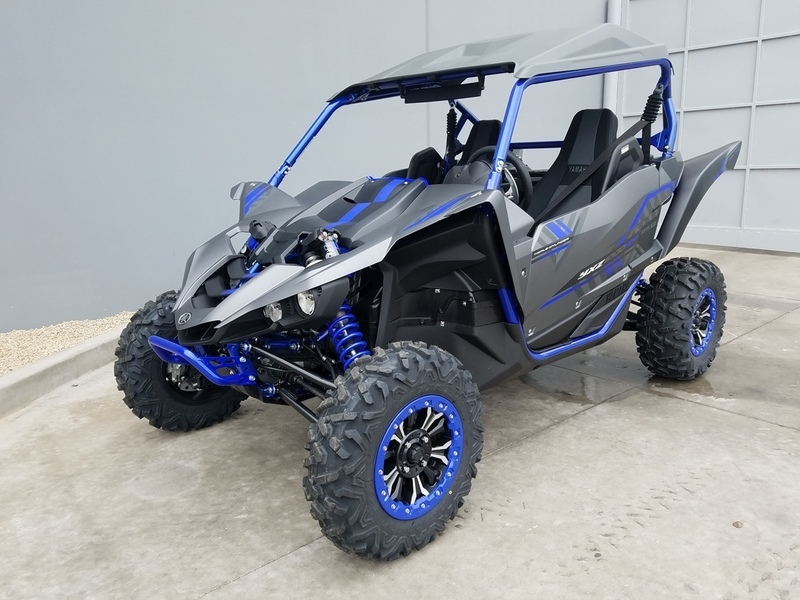 Yamaha yxz1000r ss se matte grey motorcycles for sale for 2017 yamaha yxz1000r ss price