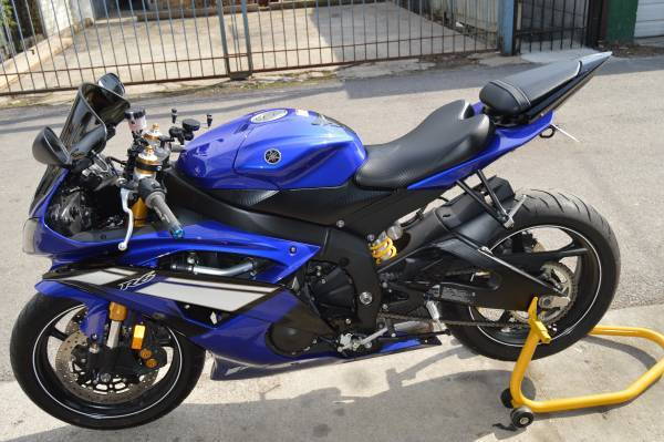 yamaha yzf r6 motorcycles for sale in chicago illinois