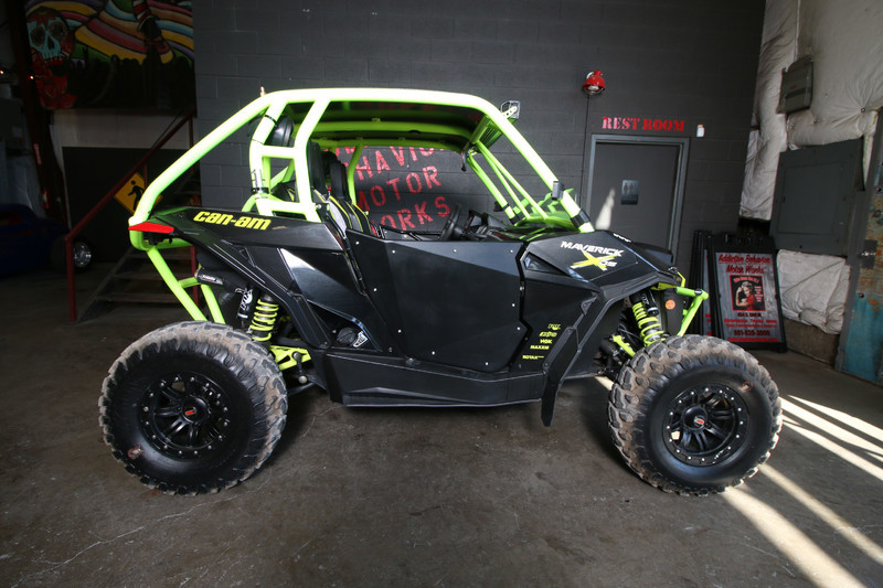 2015 Can-Am MAVERICK 1000RX