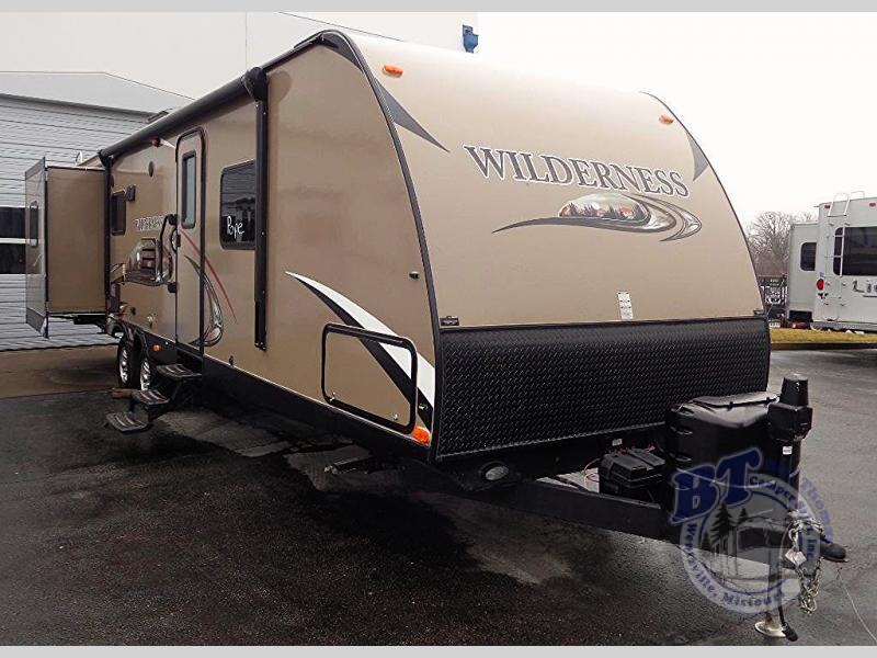 2014 Heartland Wilderness 3175RE