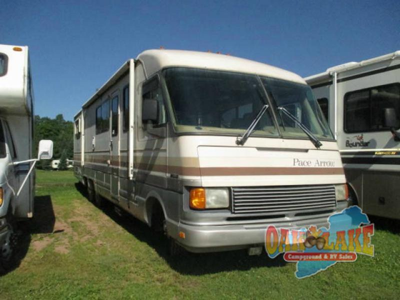1991 Fleetwood Rv Pace Arrow 37J