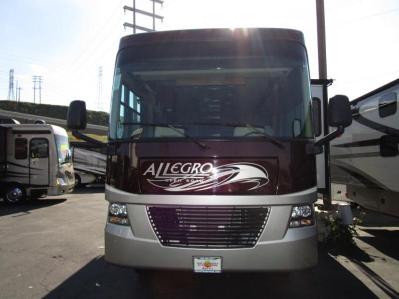 2011 Allegro MH 34TGA