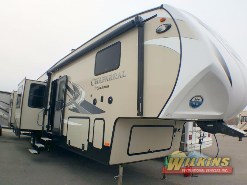 2017 Coachmen Rv Chaparral 381RD