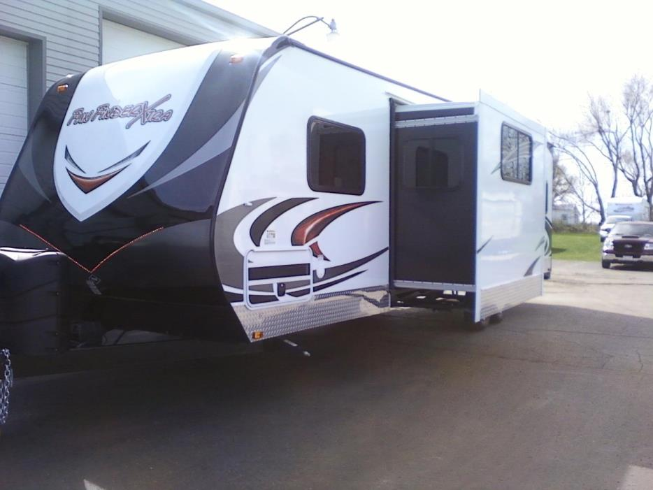 2014 Cruiser Rv Corp FUN FINDER XTRA XT 300